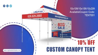 Photo of Best Tips for Enhance Your Custom Tents Structure and Usability
