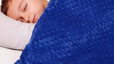 Photo of Mother of God, I love the weighted blankets