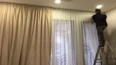 Photo of Onsite Curtain Cleaning Or Dismantle Curtain Wash?
