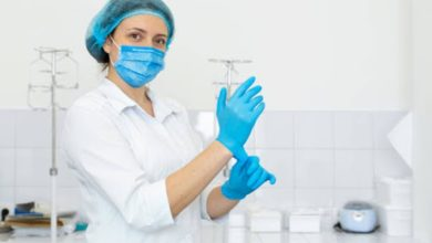 Photo of Why Do Doctors Wear Blue Gloves During Surgeries?
